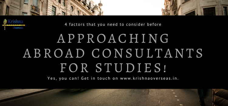 abroad consultants for studies!